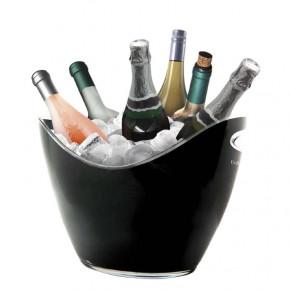 Vasque Noire 6 bouteilles...