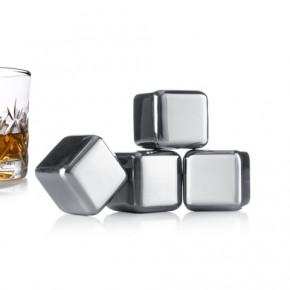 Pierres à whisky inox Vacu...