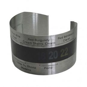 Thermomètre à vin bracelet