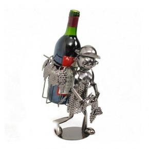 Porte-bouteille métal...