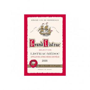 Torchon Grand Listrac-Médoc...