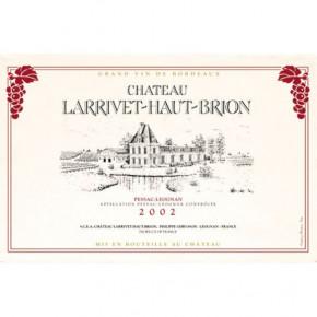 Torchon Château Larrivet...