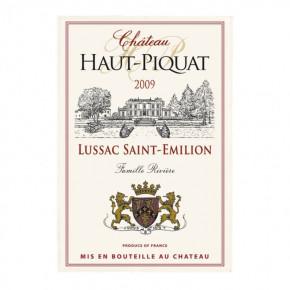 Torchon Château Haut-Piquat...