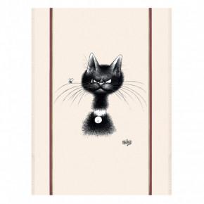 Torchon Chat Chat mouche