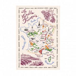 Torchon Carte des Vins de...