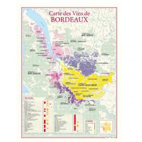 Carte du Vignoble de...
