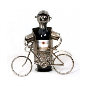 Porte-bouteille métal cycliste