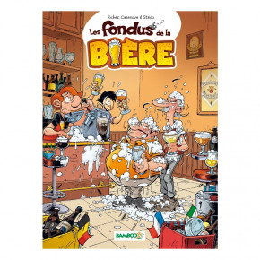 BD Les Fondus de la Bière -...