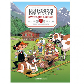 BD Les Fondus du Vin de...