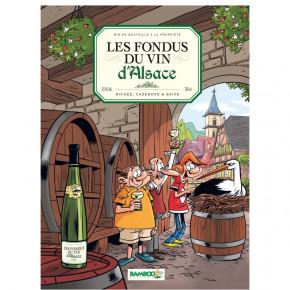 BD Les Fondus du Vin...