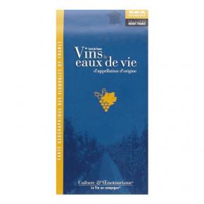 Carte de France des Vins et...