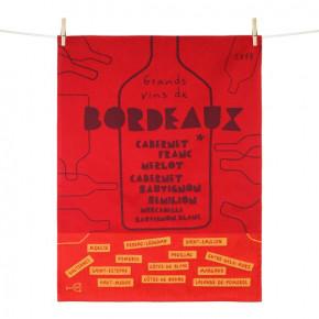 Torchon Vins de Bordeaux...