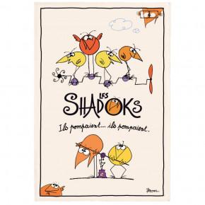Torchon Les Shadoks Ils...
