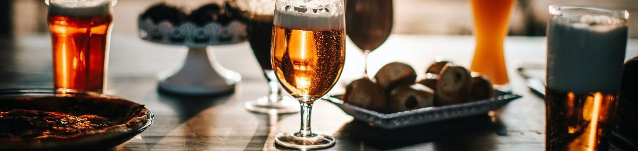 Les verres à Bière
