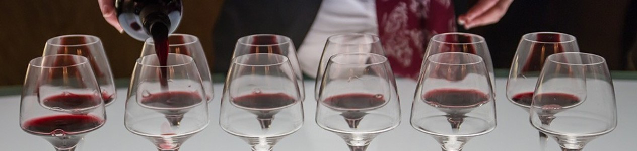 vin au verre